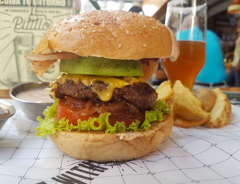 Chef Burger 93
